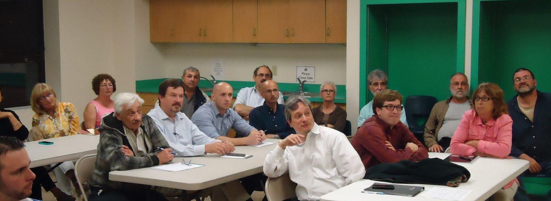 Members of CTPOA